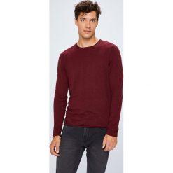 Selected - Sweter. Brązowe swetry klasyczne męskie marki LIGNE VERNEY CARRON, m, z bawełny. Za 169,90 zł.