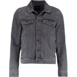 Kurtki męskie bomber: Burton Menswear London HARRY  Kurtka jeansowa grey