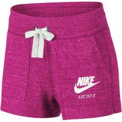Nike Krótkie Spodenki Damskie W Nsw Gym Vntg Short/Watermelon/Sail M. Niebieskie spodenki sportowe męskie marki Oakley, na lato, z bawełny, eleganckie. Za 119,00 zł.