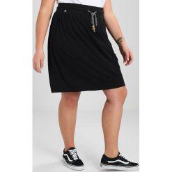 Spódniczki trapezowe: Ragwear Plus TIGUA PLUS Spódnica trapezowa black