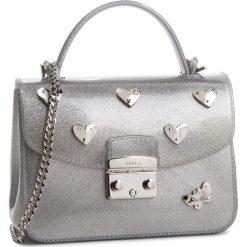 Torebka FURLA - Candy Star 992782 B BUC2 GBR Color Silver. Szare torebki klasyczne damskie Furla, z tworzywa sztucznego. Za 965,00 zł.