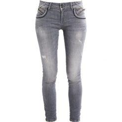 LTB ROSELLA Jeans Skinny Fit usiel wash. Szare jeansy damskie marki LTB, z bawełny. W wyprzedaży za 223,30 zł.