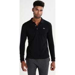 Lacoste Sport Koszulka polo black. Czarne koszulki polo Lacoste Sport, m, z bawełny, z długim rękawem. Za 359,00 zł.