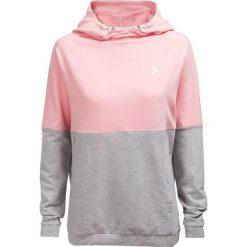 Bluza damska BLD602 - RÓŻ PUDROWY - Outhorn. Czerwone bluzy rozpinane damskie Outhorn, na jesień, z bawełny. W wyprzedaży za 83,99 zł.