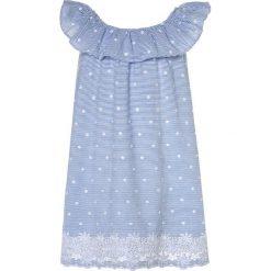 Sukienki dziewczęce: happy girls Sukienka letnia blue