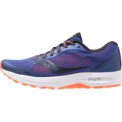 Saucony CLARION Obuwie do biegania treningowe blue/vizired. Niebieskie buty do biegania męskie Saucony, z materiału. Za 419,00 zł.