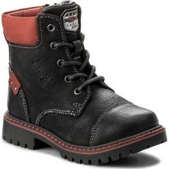 Buty dziecięce: Kozaki LASOCKI KIDS – CI12-ASPEN-16 Czarny
