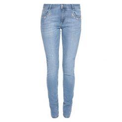 S.Oliver Jeansy Damskie 34/30 Niebieskie. Niebieskie jeansy damskie S.Oliver. Za 299,00 zł.