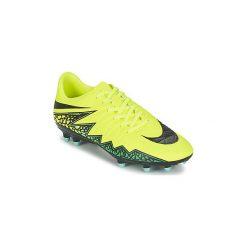 Buty do piłki nożnej Nike  HYPERVENOM PHELON II FIRM-GROUND. Żółte buty skate męskie Nike, do piłki nożnej. Za 263,20 zł.