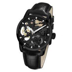 ZEGAREK EPOS Sophistiquee 3424.189.25.15.25. Czarne zegarki męskie EPOS, ze stali. Za 9150,00 zł.