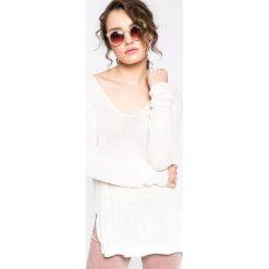 Medicine - Sweter Nocturne. Szare swetry oversize damskie MEDICINE, l, z dzianiny. W wyprzedaży za 59,90 zł.