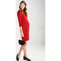 Sukienki hiszpanki: Anna Field MAMA Sukienka z dżerseju dark red