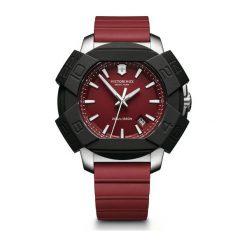 ZEGAREK VICTORINOX SWISS ARMY I.N.O.X 241719.1. Czerwone zegarki męskie Victorinox, szklane. Za 2190,00 zł.