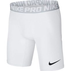 Nike Spodenki męskie M NP Short biały r. L (838061 100). Białe spodenki sportowe męskie marki Nike, l. Za 73,06 zł.