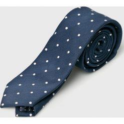 Jack & Jones - Krawat. Szare krawaty męskie Jack & Jones, z jedwabiu. W wyprzedaży za 99,90 zł.