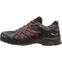 Salewa MS WILDFIRE S GTX Obuwie hikingowe black out/bergot. Czarne buty sportowe męskie Salewa, z materiału, outdoorowe. Za 719,00 zł.