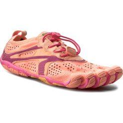 Buty VIBRAM FIVEFINGERS - V-Run 16W3106 Pink/Red. Czerwone buty do biegania damskie marki KALENJI, z gumy. Za 599,99 zł.