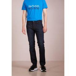 BOSS CASUAL MAINE Jeansy Straight Leg navy. Niebieskie jeansy męskie BOSS Casual. Za 509,00 zł.