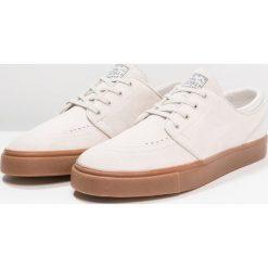Nike SB ZOOM STEFAN JANOSKI Tenisówki i Trampki light bone/thunder blue/dark brown/medium brown/light brown. Białe trampki męskie Nike SB, z materiału. Za 359,00 zł.