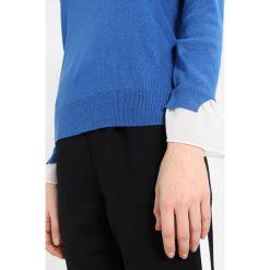 Swetry klasyczne damskie: Compañía fantástica SEPTEMBER JUMPER Sweter azul