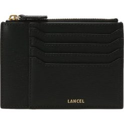 Portfele damskie: Lancel ENVELOPPE CARD HOLDER Portfel black