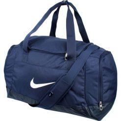 Torby podróżne: Nike Torba sportowa Club Team Swoosh L granatowa (BA5192 410)