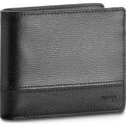 Portfele męskie: Duży Portfel Męski BOSS – Focus 50379659  Black 001