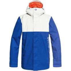 DC Męska Kurtka Snowboardowa Defy M Snjt prm0 Surf The Web Xl. Niebieskie kurtki narciarskie męskie DC, m. Za 829,00 zł.