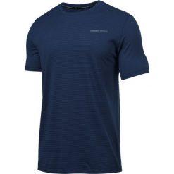 Koszulki sportowe męskie: Under Armour Koszulka Treningowa Charged Cotton® M Granatowy r. L (1277085-998*L)