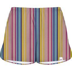 Colour Pleasure Spodnie damskie CP-020 264 granatowo-żółto-różowe r. XS-S. Czerwone spodnie sportowe damskie marki Colour pleasure, s. Za 72,34 zł.