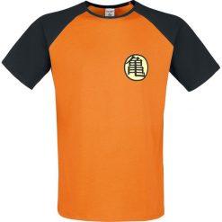 Dragon Ball Z - Kame Symbol T-Shirt pomarańczowy/czarny. Czarne t-shirty męskie z nadrukiem marki Dragon Ball, xxl, z okrągłym kołnierzem. Za 99,90 zł.