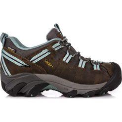 Buty trekkingowe damskie: Keen Buty damskie Targhee II Black Olive/Mineral Blue r. 37.5 (1012244)