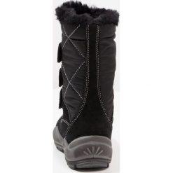 Primigi Śniegowce nero. Czarne buty zimowe damskie Primigi, z materiału. W wyprzedaży za 155,60 zł.