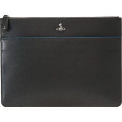 Vivienne Westwood KENT POUCH Aktówka grey. Szare torby na laptopa Vivienne Westwood. Za 1049,00 zł.