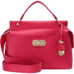 LIU JO TOP HANDLE BALTIMORA Torebka cherry. Czerwone torebki klasyczne damskie Liu Jo. W wyprzedaży za 479,20 zł.