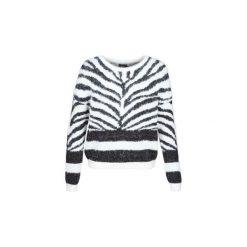 Swetry Only  ONLELLI. Niebieskie swetry klasyczne damskie marki BOTD, l. Za 149,00 zł.