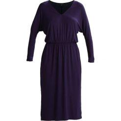 Sukienki hiszpanki: Baukjen BEAU  Sukienka z dżerseju darkest navy