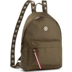 Plecaki damskie: Plecak TOMMY HILFIGER - Poppy Backpack Quilted Argyle AW0AW04587 904