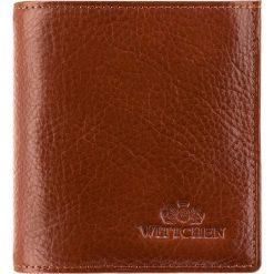 Portfel 21-1-065-5. Czerwone portfele damskie Wittchen. Za 99,00 zł.