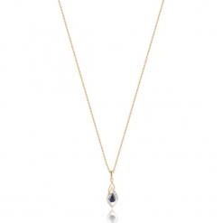 Wyjątkowy Wisiorek - , Diament 0,024ct. Białe łańcuszki męskie W.KRUK. Za 1190,00 zł.