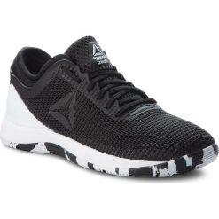 Buty Reebok - R Crossfit Nano 8.0 CN2977 Black/White/Pink. Czarne buty do fitnessu damskie Reebok, z materiału. W wyprzedaży za 379,00 zł.