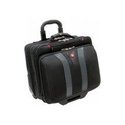 """Torba Wenger Granada na laptopa 17"""", na kółkach 600659. Czarne torby na laptopa Wenger. Za 375,93 zł."""