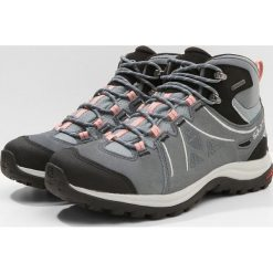 Buty trekkingowe damskie: Salomon ELLIPSE 2 MID GTX Buty trekkingowe lead/stormy weather/coral almond
