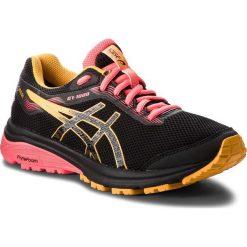 Buty ASICS - GT-1000 7 G-Tx GORE-TEX 1012A031 Black/Amber 001. Czarne buty do biegania damskie Asics, z gore-texu. W wyprzedaży za 399,00 zł.