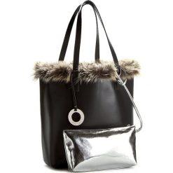 Torebka GINO ROSSI - Orlean XZ3300-ELB-BGTS-0289-X L 98/4S. Szare torebki klasyczne damskie marki Gino Rossi, w paski, z materiału, małe. W wyprzedaży za 399,00 zł.
