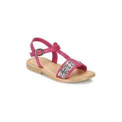 Sandały Dziecko  Mod'8  ZAZIE. Białe sandały dziewczęce marki Mod'8. Za 223,20 zł.