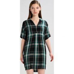 Sukienki hiszpanki: Whistles LOLA CHECK DRESS Sukienka koszulowa green/multicoloured