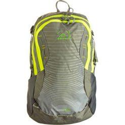 """Plecak """"Luzern 25"""" w kolorze szaro-limonkowym - 28 x 49 x 14 cm. Szare plecaki męskie Elementerre, z tkaniny. W wyprzedaży za 105,95 zł."""