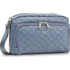 Torebka JOOP! - Lele 4140003884 Light Blue 401. Niebieskie listonoszki damskie JOOP!, z materiału, na ramię. W wyprzedaży za 269,00 zł.