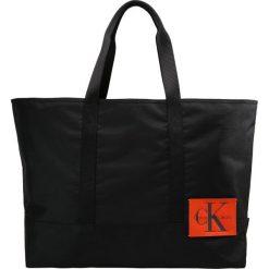 Shopper bag damskie: Calvin Klein Jeans SPORT ESSENTIAL CARRYALL Torba na zakupy black